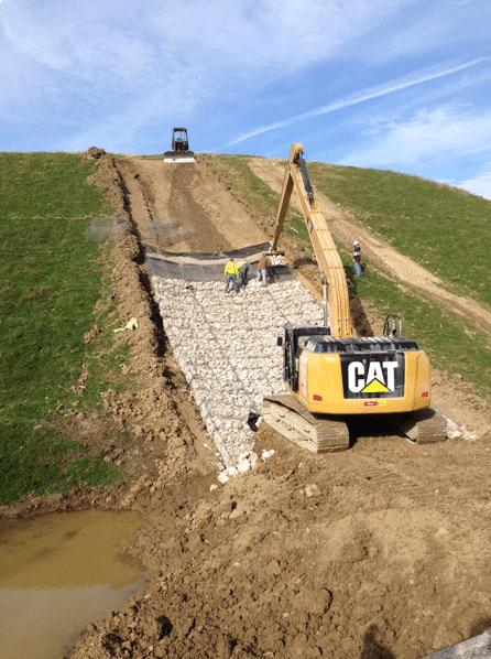 Ohio Landfill Contractor